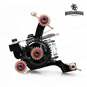 dragonhawk machine review