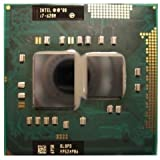 Intel Core i7-620M 2.66GHz 4MB Dual-core Mobile CPU Processor Socket G1 988-pin
