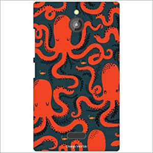 Design Worlds Back Cover Case For Nokia X2
