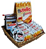Gift Set Spring Awakening with Ferrero Nutella Specialities (15 parts)