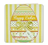 Patterned Easter Egg Easter Card