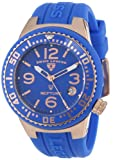 Neptune (44 mm) Blue Dial Blue Silicone