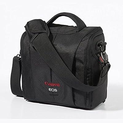 Canon 800SR Black Deluxe Gadget Bag for Rebel SLR Cameras XS XSi T1i T2i T3i T3