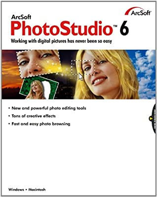 ArcSoft PhotoStudio 6 for Mac [Download]