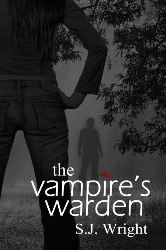 Book: The Vampire's Warden, a Paranormal Romance (Undead in Brown County #1) by S. J. Wright
