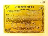 Getreidemühle WIDU Widukind Mod. I aus Birkenholz, kompakt -