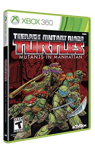 Teenage Mutant Ninja Turtles Mutants in Manhattan - Xbox 360