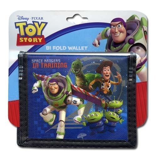 "Toy Story ""Space Rangers in Training"" Non-Woven Bifold Wallet - 1"