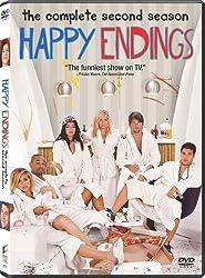 Happy Endings: The Complete Second Season