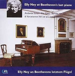 Elly Ney An Beethovens Le