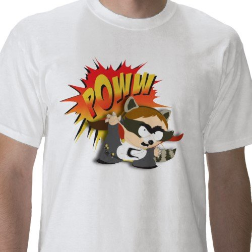 South Park: Cartman The Coon Tee - Mens
