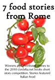 img - for 7 Food Stories From Rome book / textbook / text book