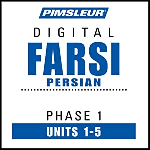 Farsi Persian Phase 1, Unit 01-05: Learn to Speak and Understand Farsi Persian with Pimsleur Language Programs | [Pimsleur]