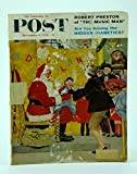 img - for The Saturday Evening Post,, December (Dec.) 6, 1958 - Robert Preston is