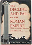 img - for The Decline And Fall Of the Roman Empire Volume I (Modern Library Giant, 6.2) book / textbook / text book