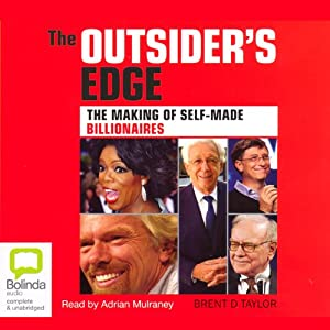 The Outsider's Edge | [Brent D Taylor]