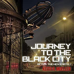 Journey to the Black City Audiobook