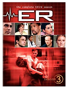 ER: The Complete Third Season from Warner Home Video