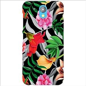 HTC Desire 526G Plus Back Cover - Blurred Designer Cases