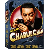 Charlie Chan Collection, Vol. 2 (Charlie Chan at the Circus / Charlie Chan at the Olympics / Charlie Chan at the Opera / Charlie Chan at the Race Track) ~ Warner Oland