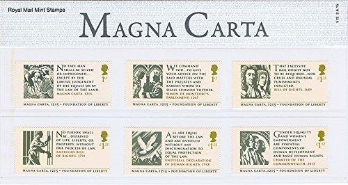2015-magna-carta-presentation-pack-pp486-printed-no-512-royal-mail-stamps-by-royal-mail