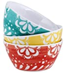 Set of 3 Melamine cereal bowls or Sou...