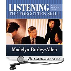 Listening: The Forgotten Skill (Unabridged)