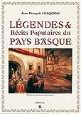 echange, troc Jean-François Cerquand - Légendes et récits populaires du Pays Basque