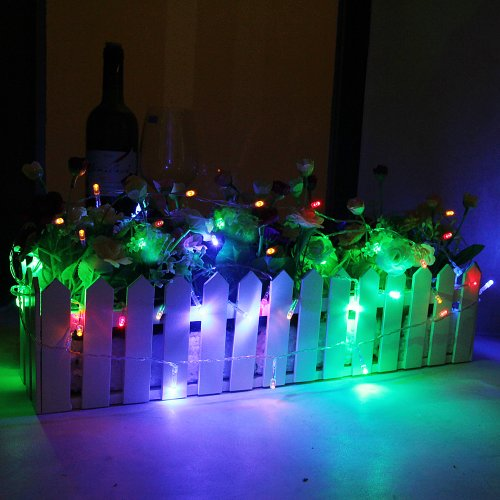 High Quality Multi Function Decorative Elegant Style Led: InnooTech Multi-color Battery Operated String Lights 30