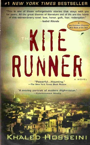 The Kite Runner by Khalen Hosseini