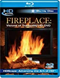 Image de Fireplace: Visions of Tranquility [Blu-ray]