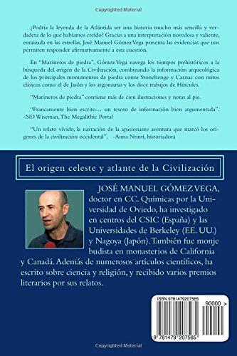 Marineros de piedra: El origen celeste y atlante de la Civilización