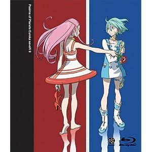 交響詩篇エウレカセブン 9 [Blu-ray]