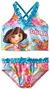 Dreamwave Girls 2-6X Dora 2 Piece Swi…