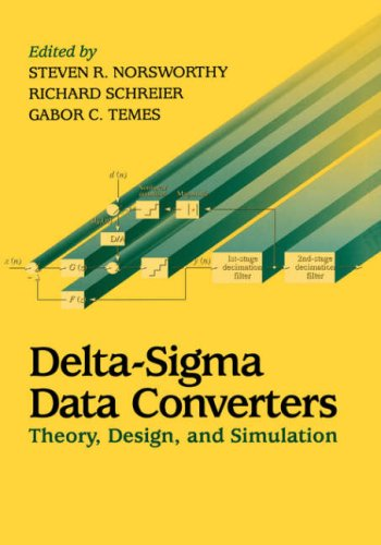 Delta-Sigma Data Converters: Theory, Design, and  Simulation