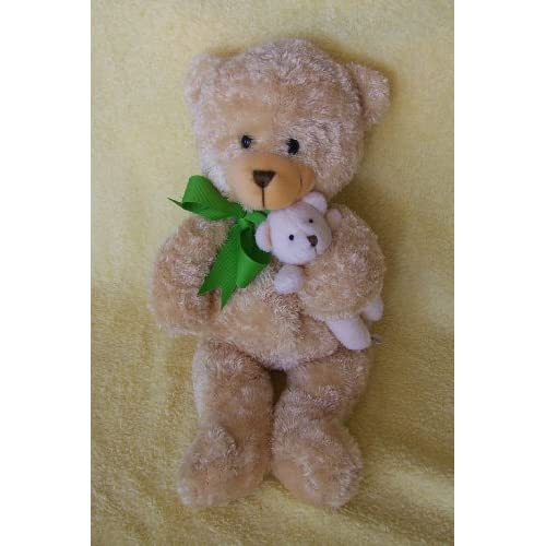 Teddy Bear and Baby   Plush Stuffed