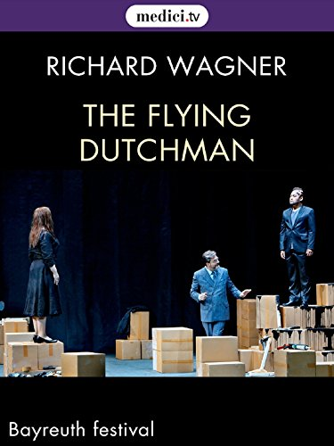 Wagner, The flying Dutchman - Christian Thielemann, Jan Philipp Gloger - Bayreuth festival