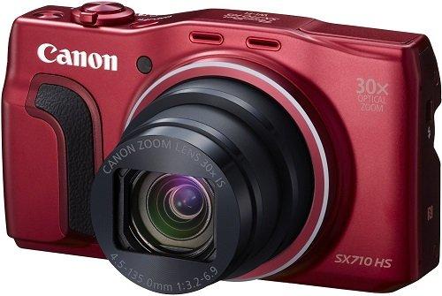 Canon PowerShot SX710 HS rouge