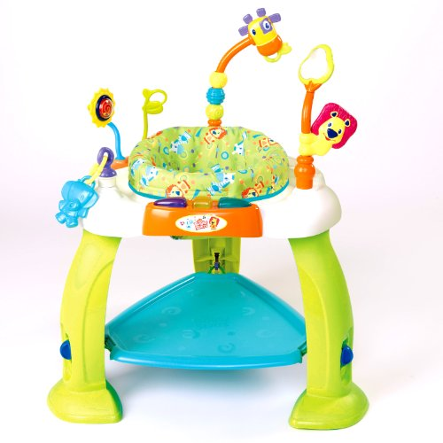 Bright Starts Bounce Baby Activity Zone Neutral Ambra