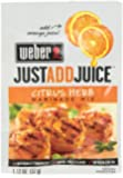 Weber Just Add Juice Marinade Mix, Citrus Herb, 6.72 Ounce