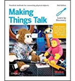 img - for [(Making Things Talk: Physical Computing with Sensors, Networks, and Arduino)] [Author: Tom Igoe] published on (October, 2011) book / textbook / text book