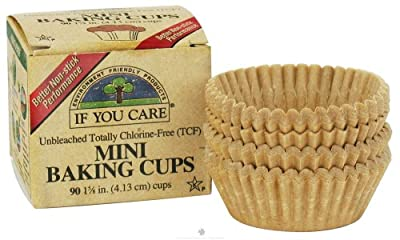 If You Care - Large Baking Cups Unbleached Totally Chlorine