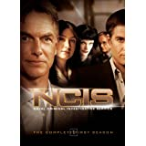 NCIS Naval Criminal Investigative Service - The Complete First Season ~ Mark Harmon