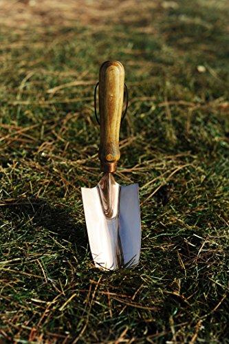 Alchemade copper garden trowel home lawn gardening for Garden trowels for sale