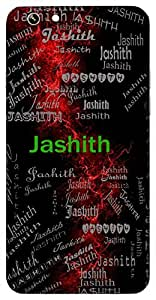 Jashith (Protector) Name & Sign Printed All over customize & Personalized!! Protective back cover for your Smart Phone : Samsung Galaxy A-5