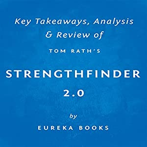StrengthsFinder 2.0 by Tom Rath Audiobook