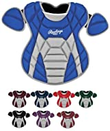 Rawlings TTNCPFPY 15 inch Youth Fastpitch Softball Chest Protector