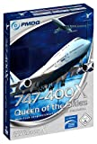 Queen of the Skies 747-400X Add-On for FSX (PC DVD)