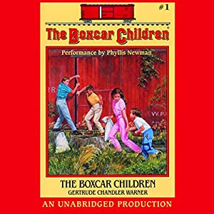 The Boxcar Children Audiobook