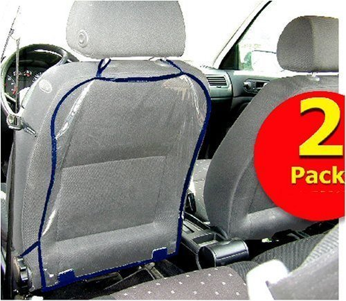 Best Deals! Jolly Jumper Auto Seat Back Protector – 2 Pack